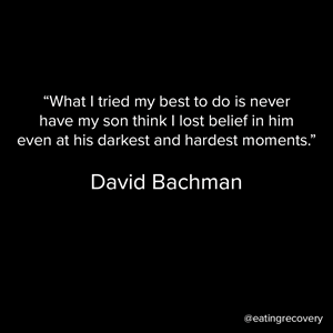 Quote by David Bachman