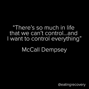 Quote by McCall Dempsey