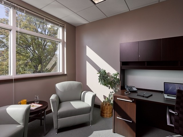 Office at ERC Baltimore treatment center