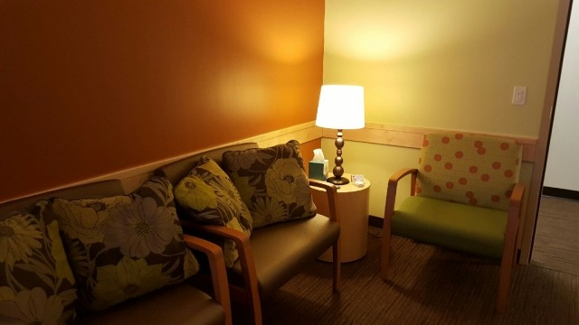 San Antonio group therapy room
