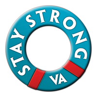 Stay Strong Virginia Logo